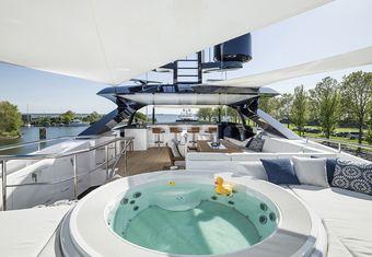 Irisha yacht charter lifestyle