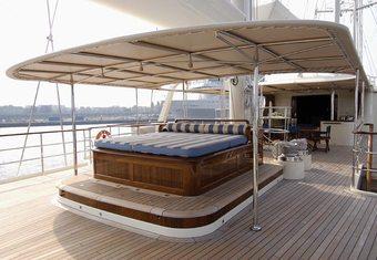 Athena yacht charter lifestyle