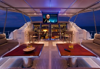 Genevieve yacht charter lifestyle