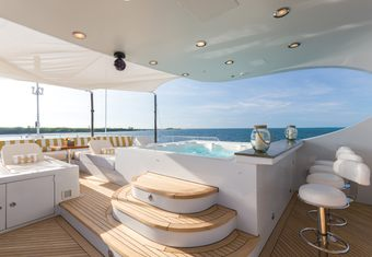 Amarula Sun yacht charter lifestyle