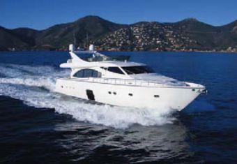 Debra One yacht charter lifestyle