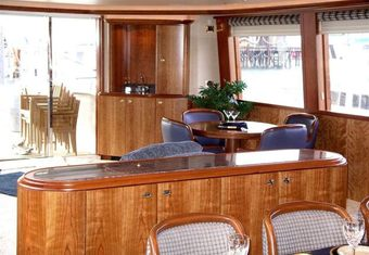 Sensation yacht charter lifestyle