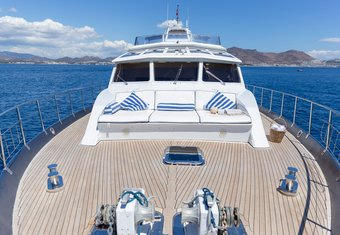 Enigma Blue yacht charter lifestyle