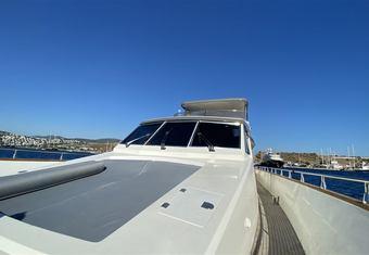 Bona Dea yacht charter lifestyle