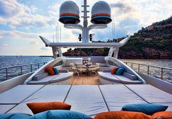Aurelia yacht charter lifestyle
