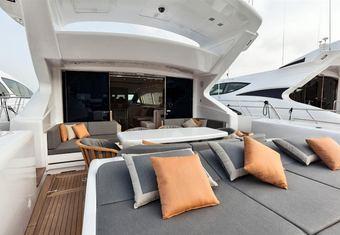 Veyron yacht charter lifestyle