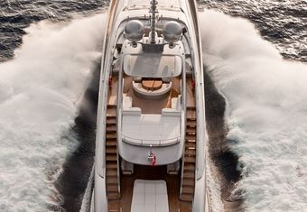 Silver Wind yacht charter lifestyle