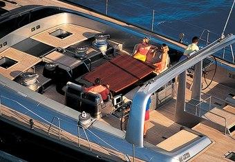 Wally B yacht charter lifestyle