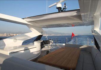 Mr. K Iriston yacht charter lifestyle