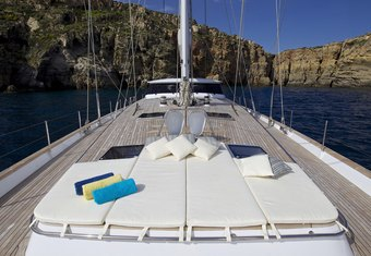 Allure A yacht charter lifestyle