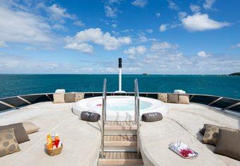 Lady L yacht charter lifestyle