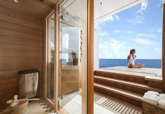 Lady Britt yacht charter lifestyle