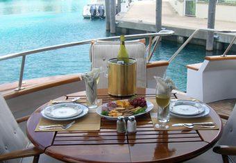 Captivator yacht charter lifestyle