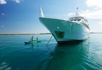 Emerald Lady yacht charter lifestyle