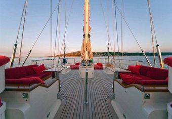 Victoria A yacht charter lifestyle