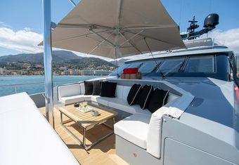 The Shadow yacht charter lifestyle