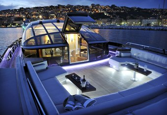 Astro yacht charter lifestyle