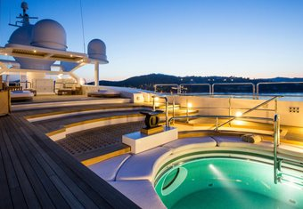 Coral Ocean yacht charter lifestyle