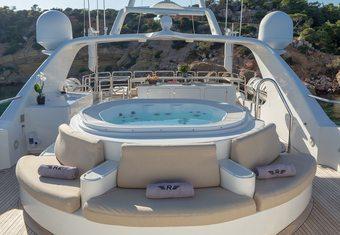 Riva I yacht charter lifestyle