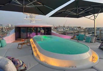Sea Rhapsody yacht charter lifestyle
