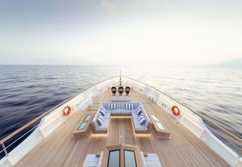 Blue II yacht charter lifestyle