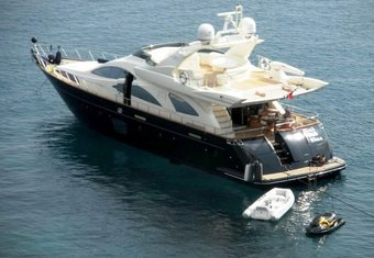 Rat Bat Blue yacht charter lifestyle