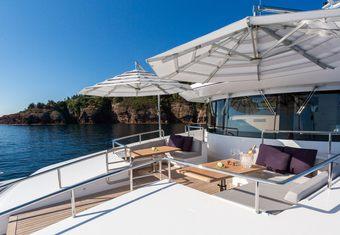 Narvalo yacht charter lifestyle