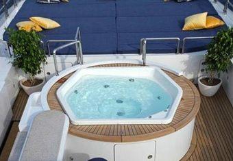 Akira One yacht charter lifestyle