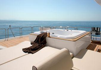 Andreika yacht charter lifestyle