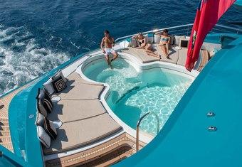 Sunrays yacht charter lifestyle