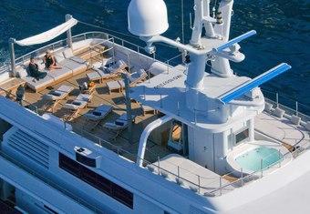 Mariu yacht charter lifestyle