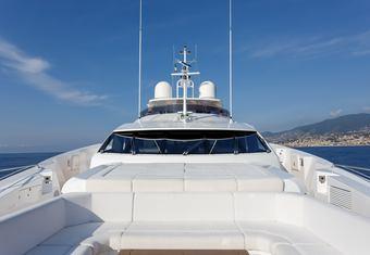 Lady M yacht charter lifestyle
