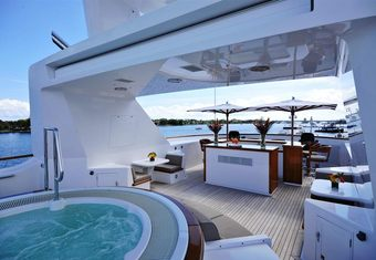 Maria yacht charter lifestyle