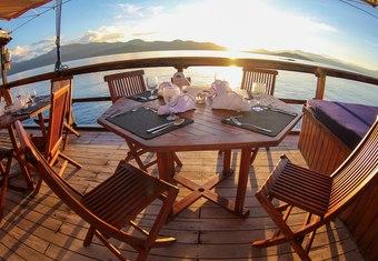 Damai yacht charter lifestyle