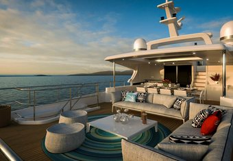 Uriamir yacht charter lifestyle