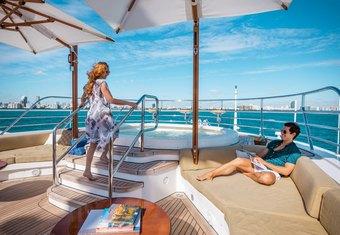 Lumiere yacht charter lifestyle
