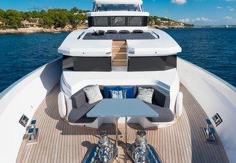 Cinquanta 50 yacht charter lifestyle