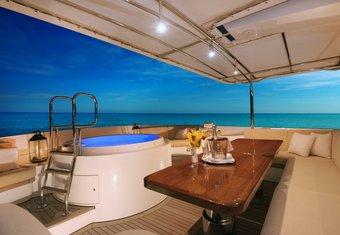 Beluga yacht charter lifestyle