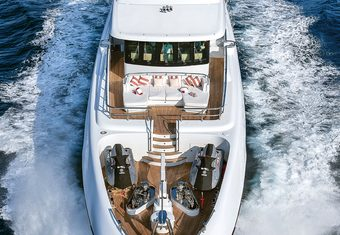 Audaces yacht charter lifestyle