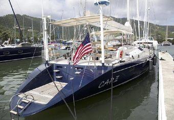 Cap II yacht charter lifestyle