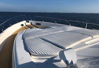 Top Shelf yacht charter lifestyle