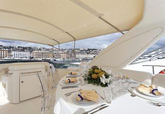 Tranquilita yacht charter lifestyle