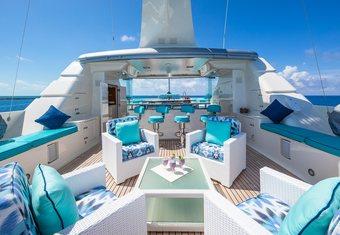 Nita K II yacht charter lifestyle