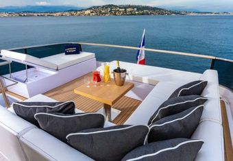 Miss Ter yacht charter lifestyle