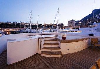 Princess Iolanthe yacht charter lifestyle