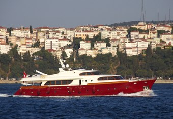 Mirage S yacht charter lifestyle