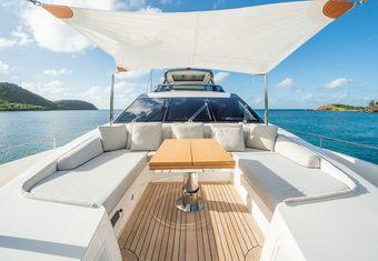 Akula yacht charter lifestyle