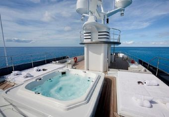 Atlas yacht charter lifestyle