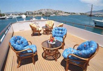 Star Alliance yacht charter lifestyle