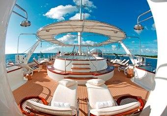 Sherakhan yacht charter lifestyle